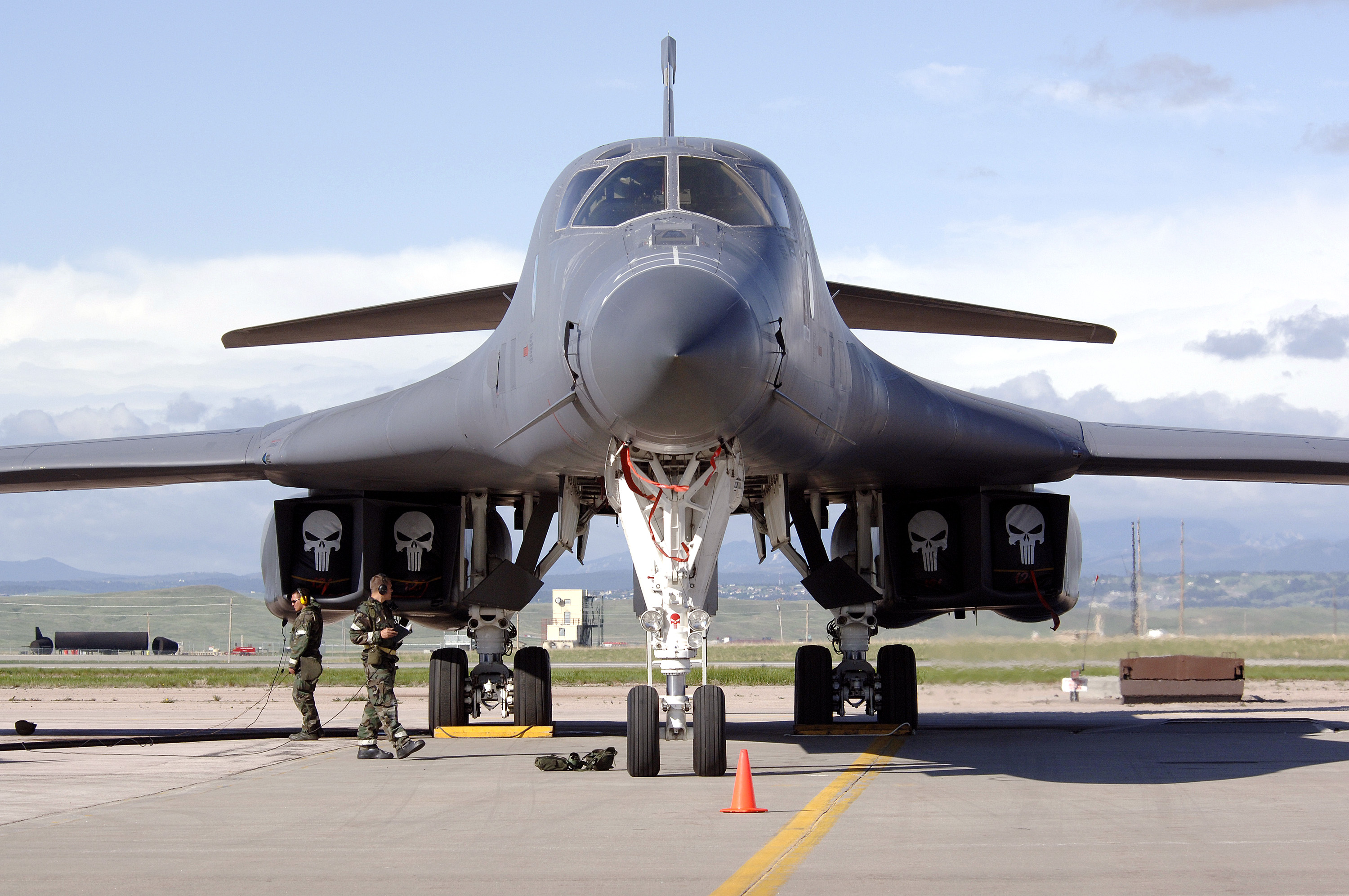B1 B Bomber B1 Lancer Wallpaper