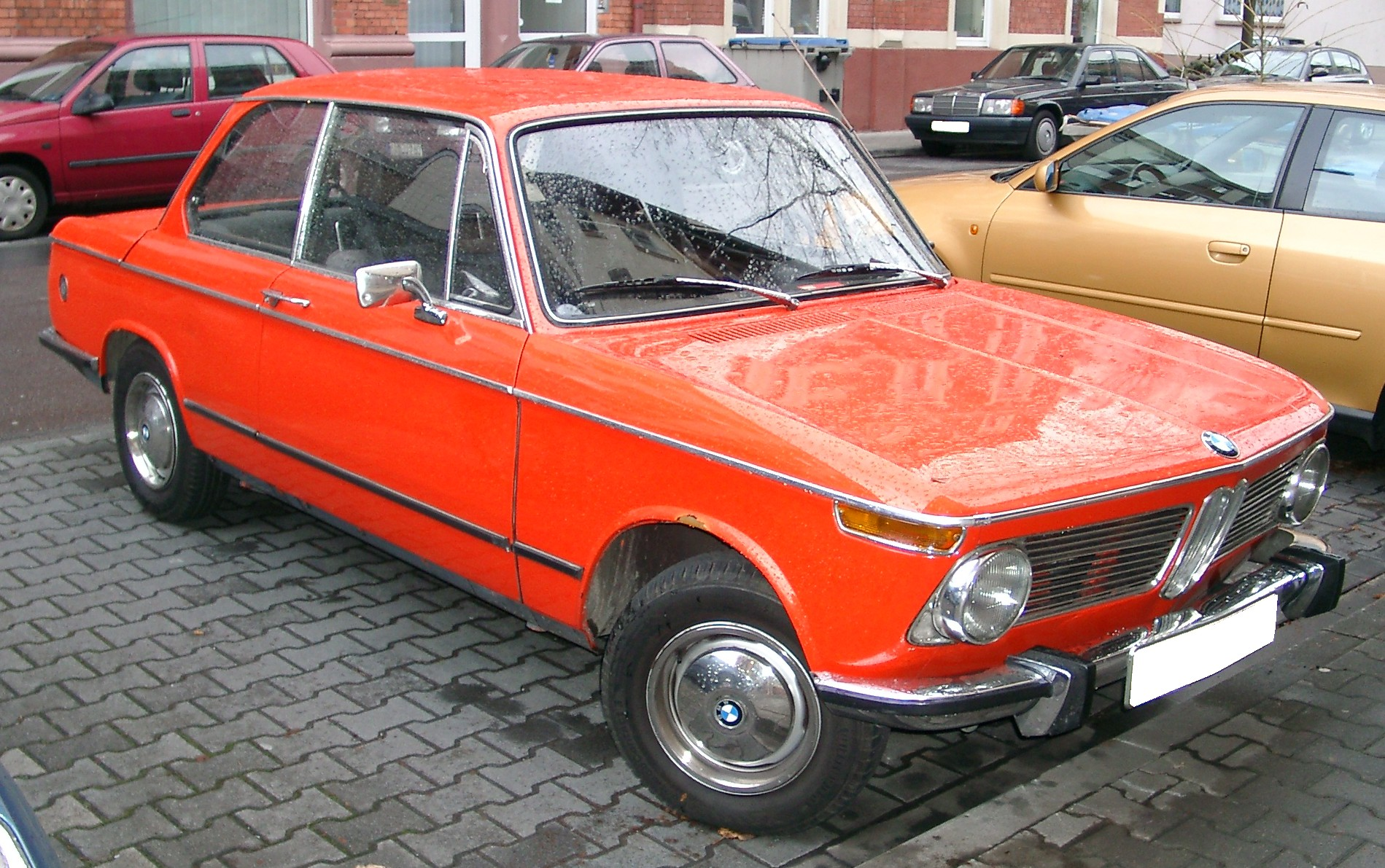 File Bmw 1802 Front 20071114 Jpg Wikimedia Commons