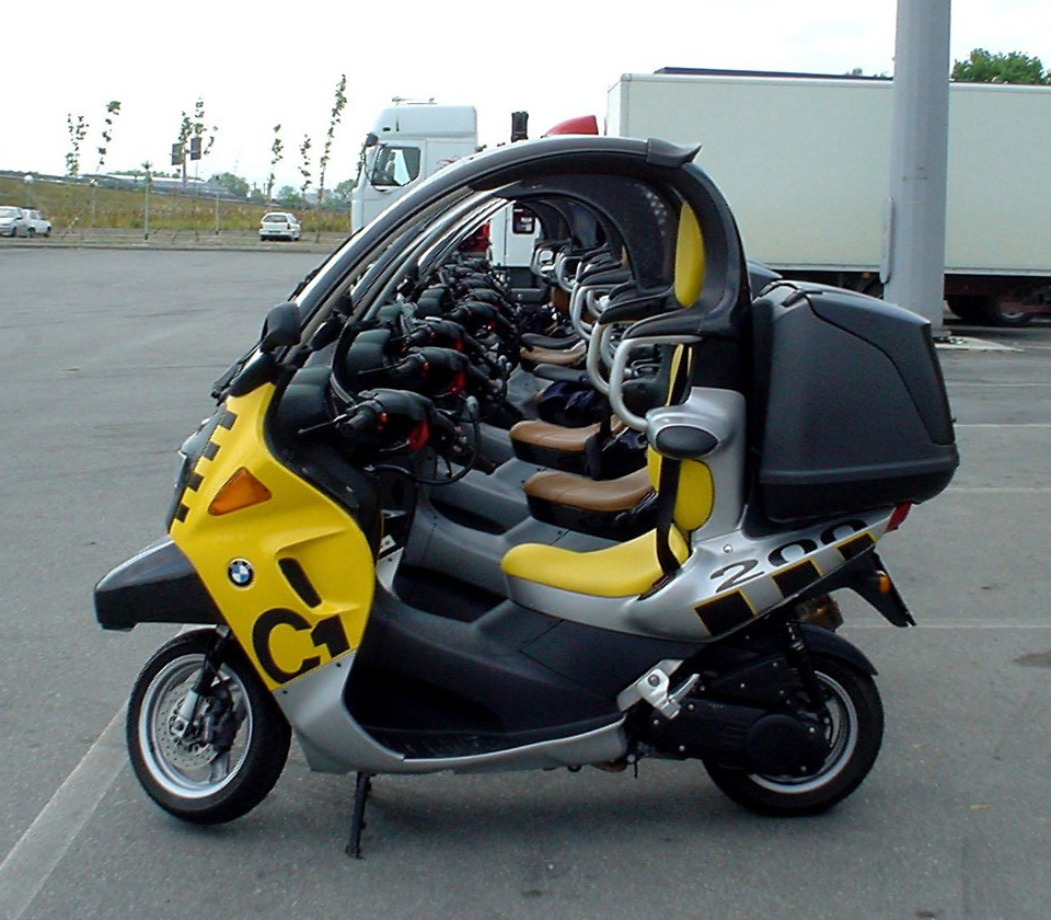 File Bmw C1 Laterale Jpg Wikipedia