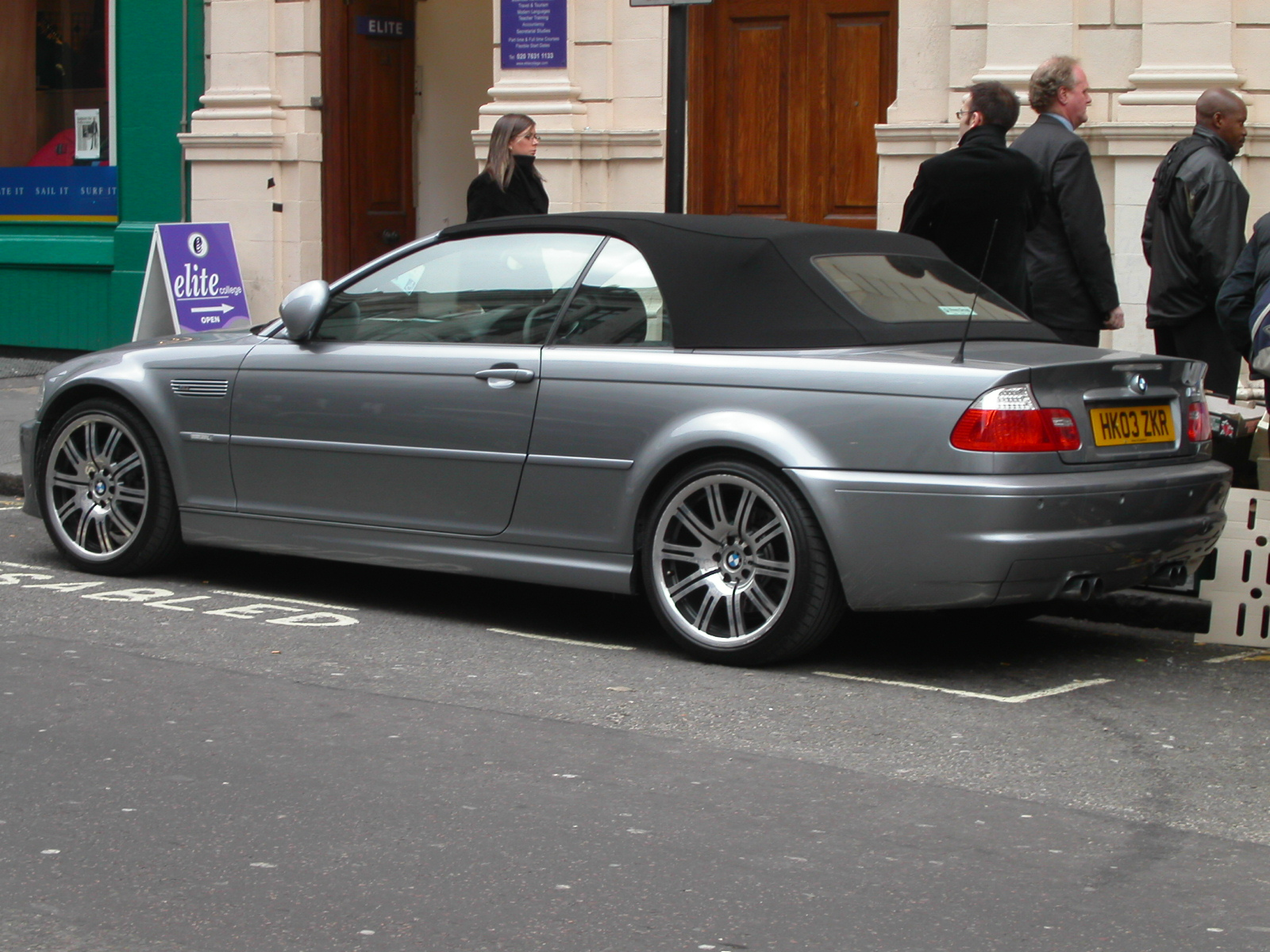 file bmw m3 e46 cabriolet jpg wikimedia commons. Black Bedroom Furniture Sets. Home Design Ideas