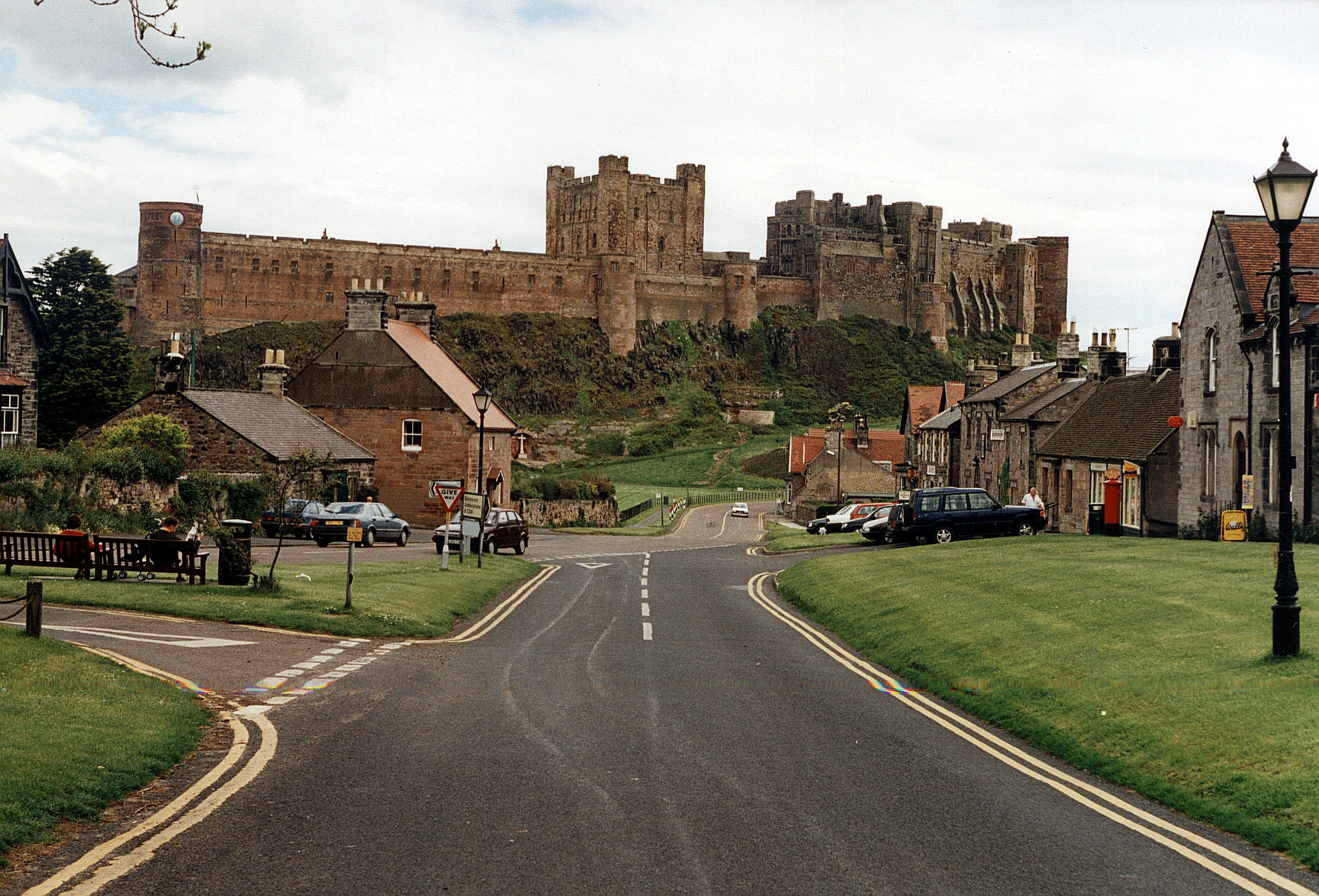 bamburgh castle - photo #33