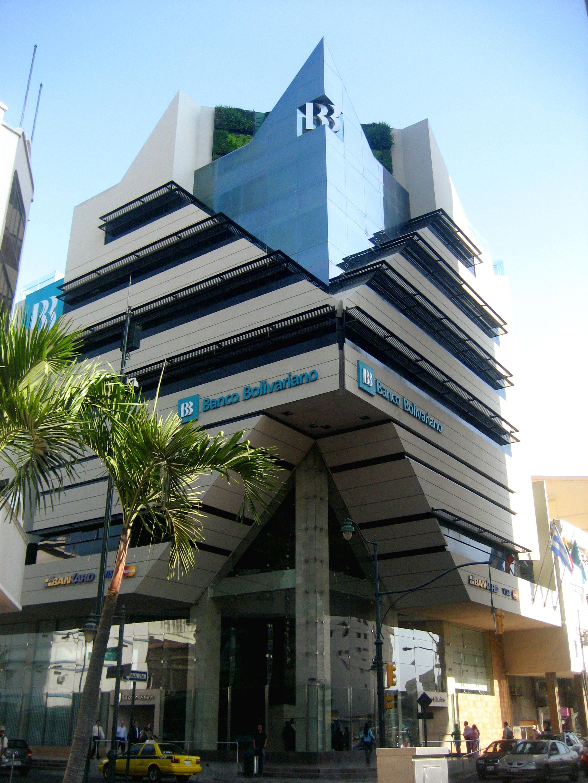 File Banco Bolivariano Matriz Jpg Wikimedia Commons