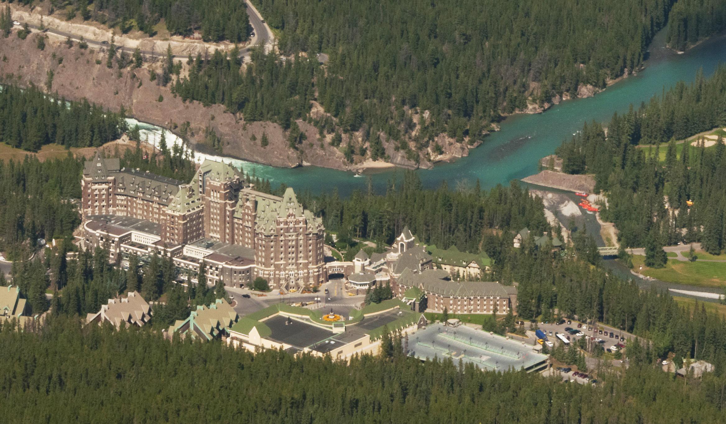 Banff Springs Hotel Room