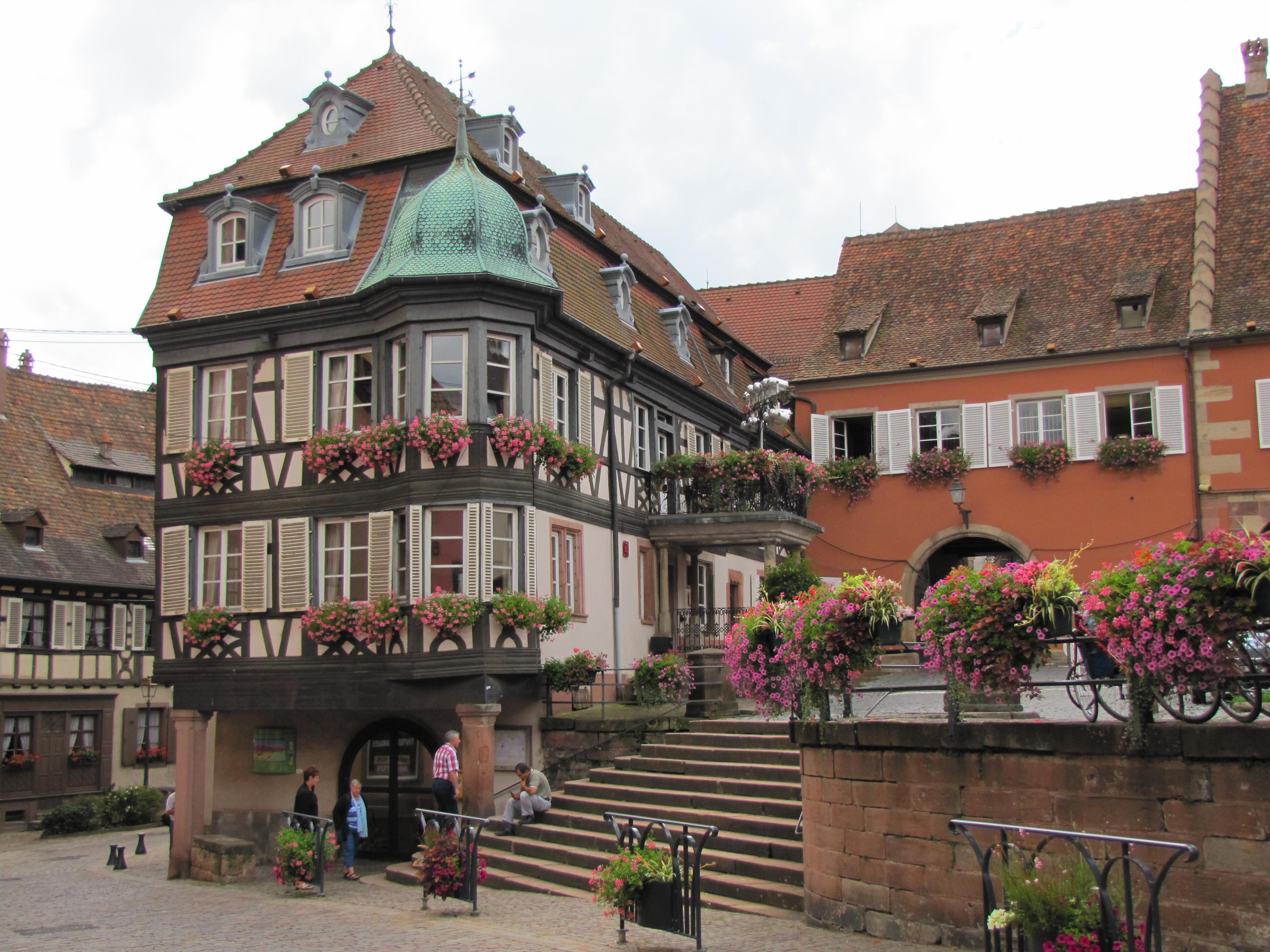 Mairie Annexe Hotel De Ville Lyon