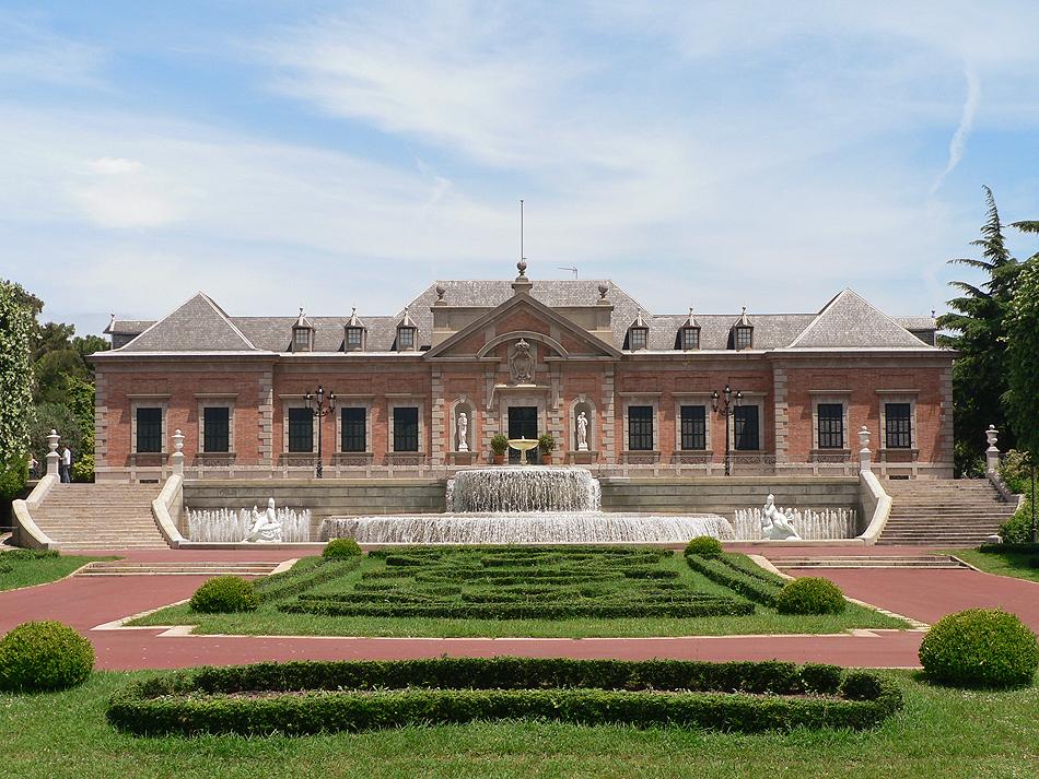 Palacete Albéniz - Wikipedia, la enciclopedia libre