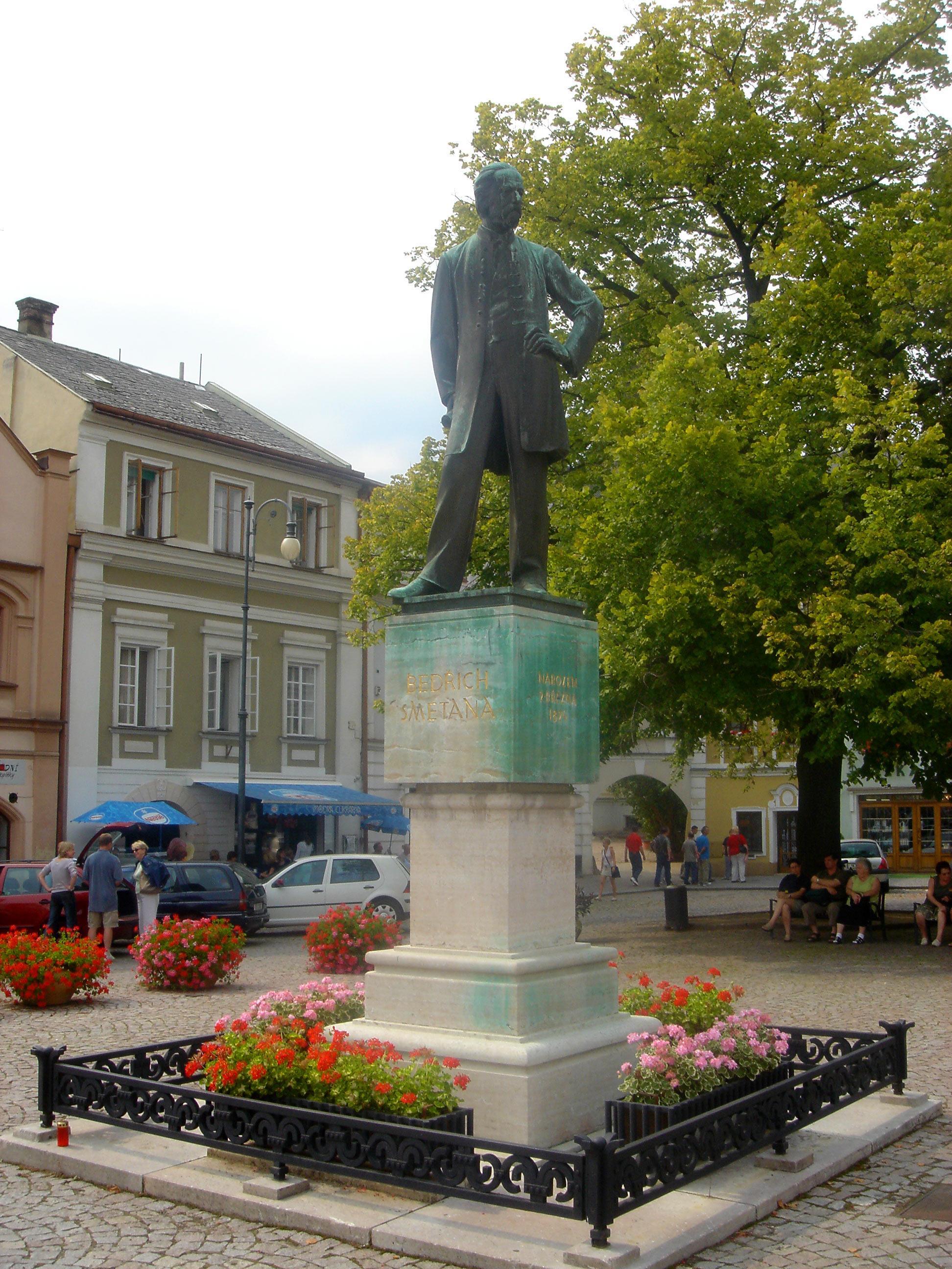 Bedřich Smetana –