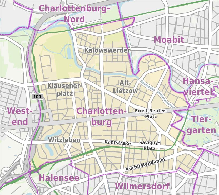 Karte Mit Hausnummern.Datei Berlin Charlottenburg Karte Png Wikipedia