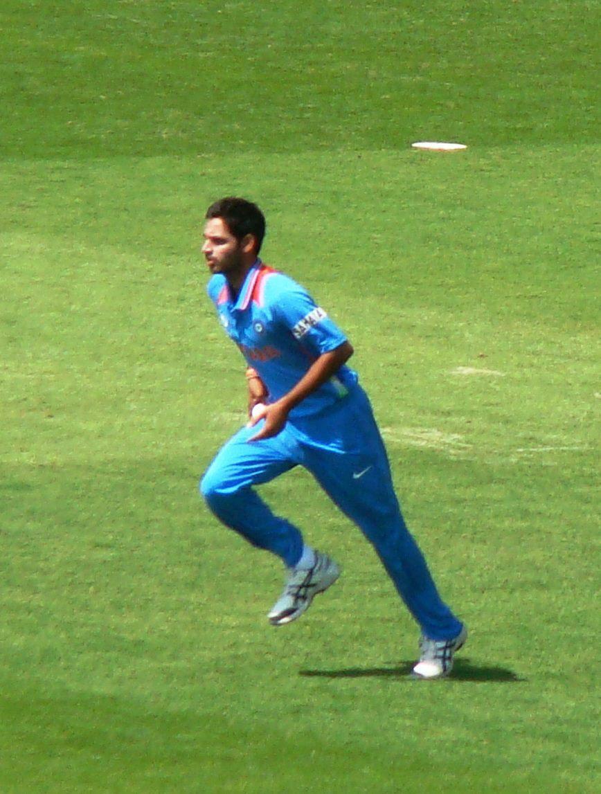 Bhuvneshwar Kumar Fast Bowling Wikipedia