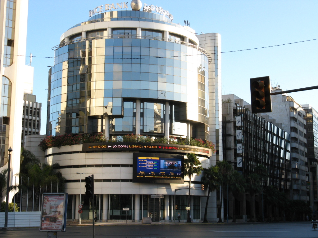 Bmce bank wikip dia for Banque algerienne du commerce exterieur