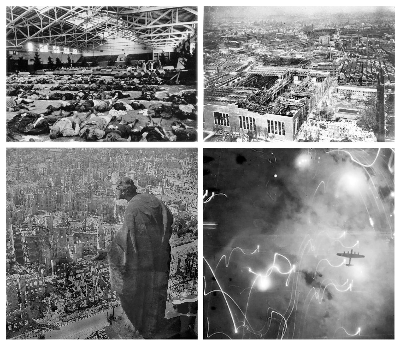 :bombardamenti sulla germania durante la seconda guerra mondiale