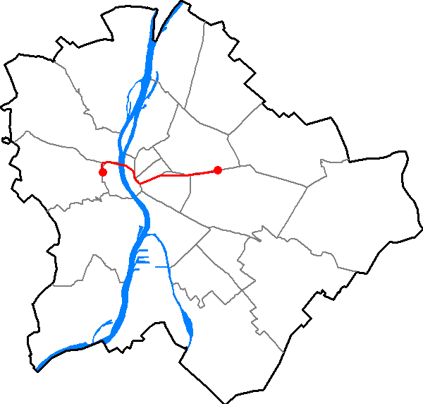 budapest népstadion térkép Metro Line M2 (Budapest Metro)   Wikipedia budapest népstadion térkép