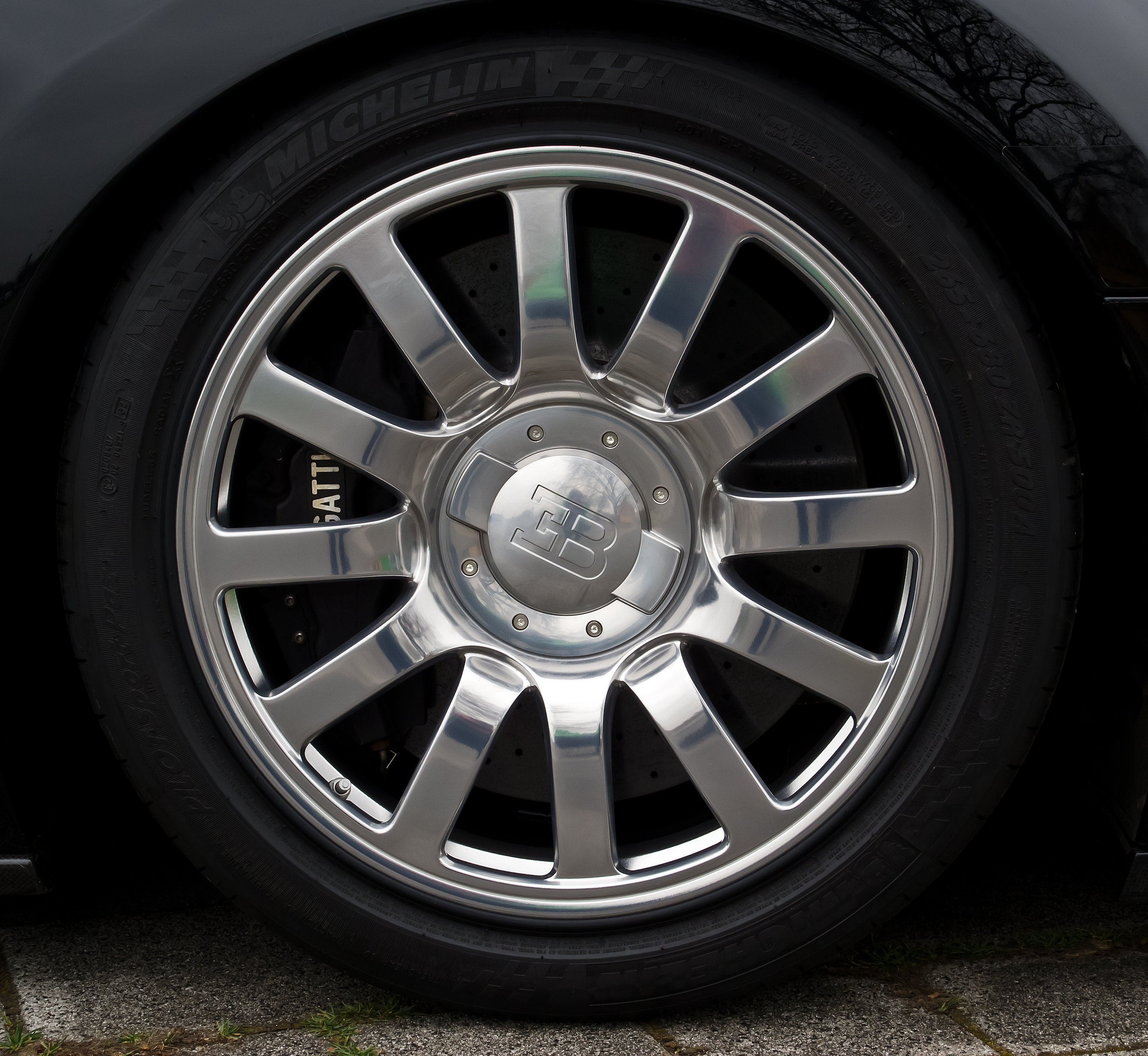 Bugatti Veyron Felgen