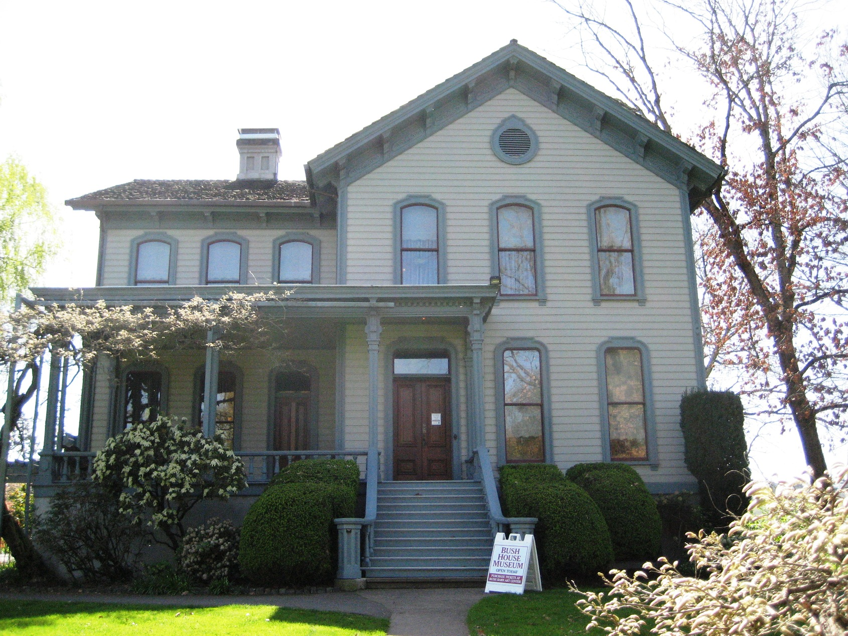 Museums in marion county oregon for Salem house