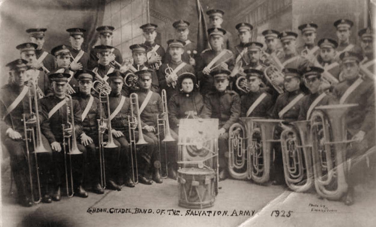 File:Canada  London Citadel Band, 1925 jpg - Wikimedia Commons