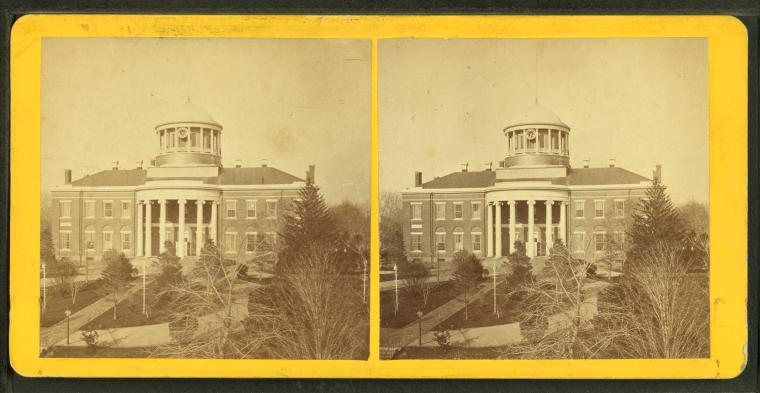 Capitol. (Harrisburg, Pennsylvania.), by A. G. Keet