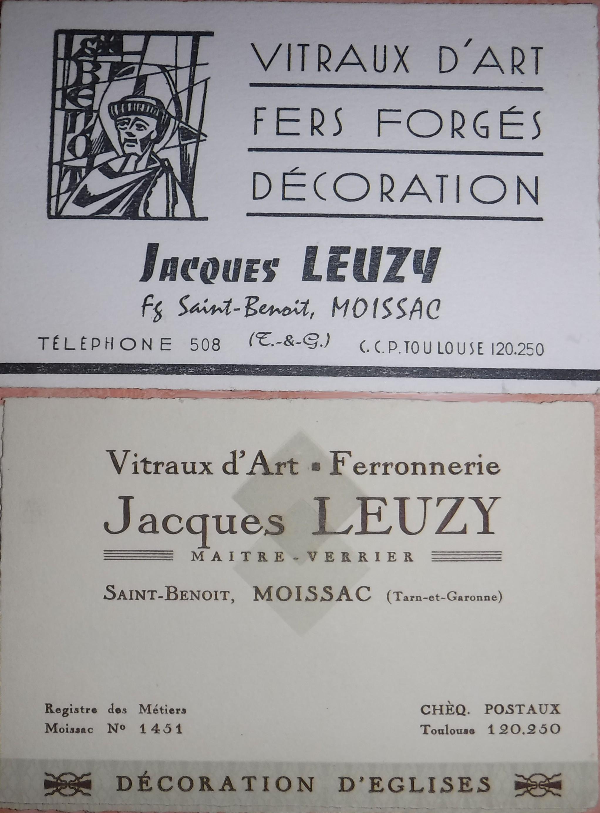 FichierCarte Visite J Leuzy