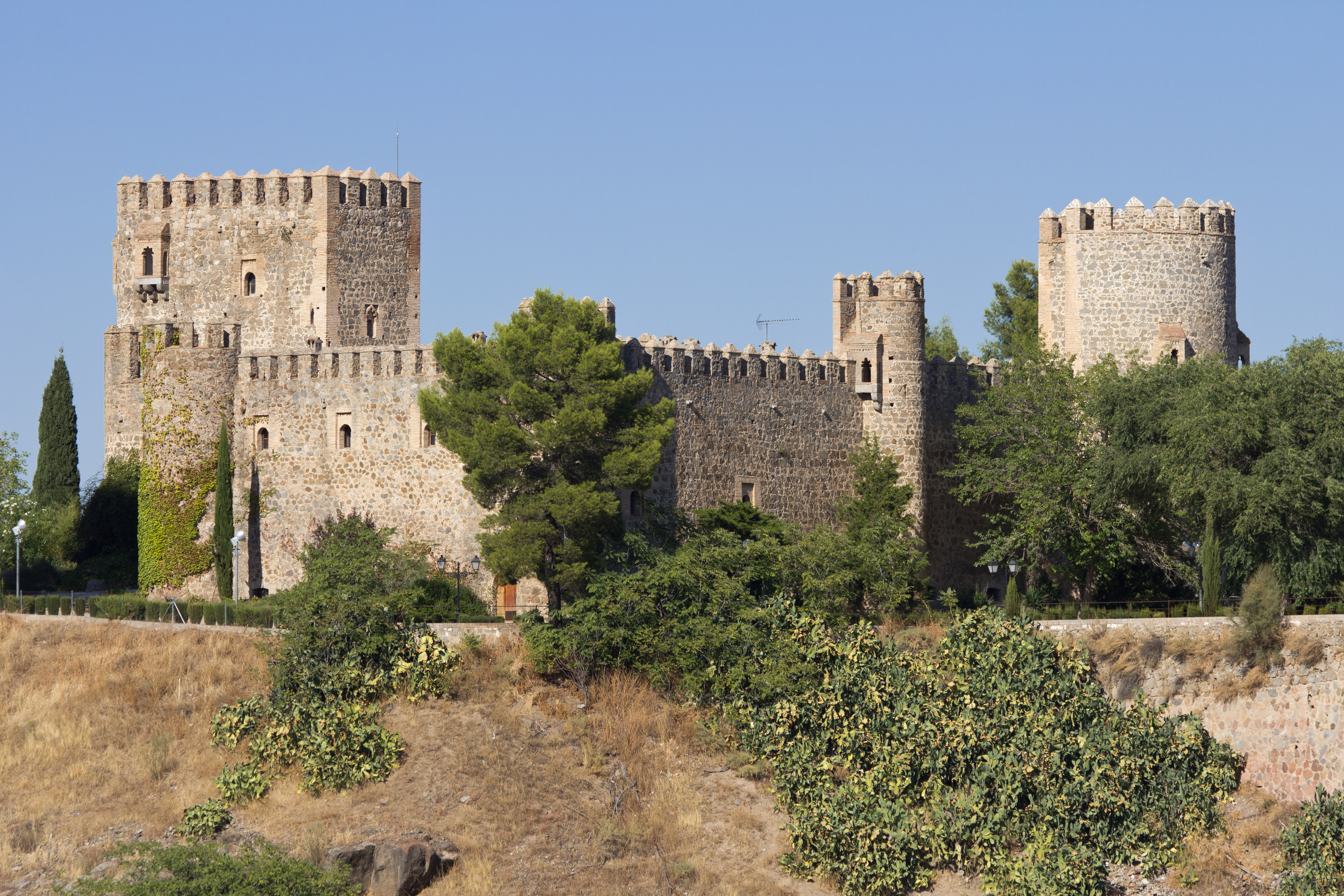 Castillo de San Servando - Wikiwand