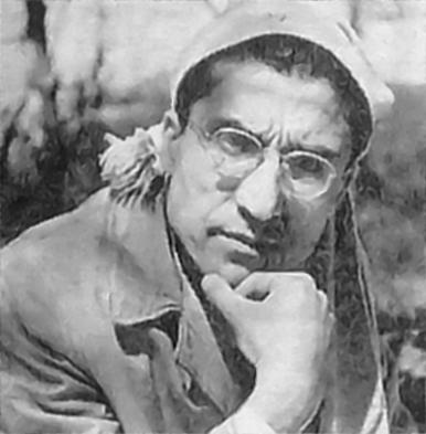 Cesare Pavese ritratto