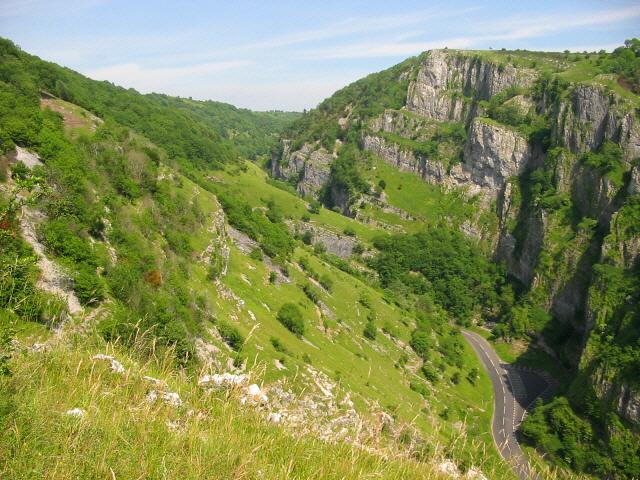 Cheddar Gorge - geograph.org.uk - 1009262
