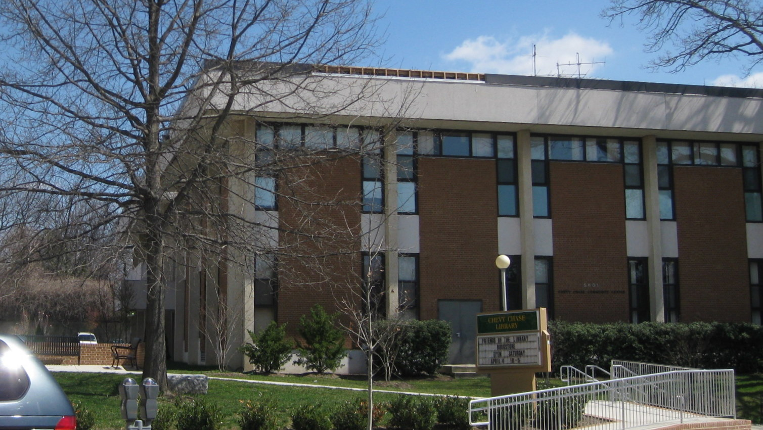 File Chevy Chase Community Center Washington Dc Jpg
