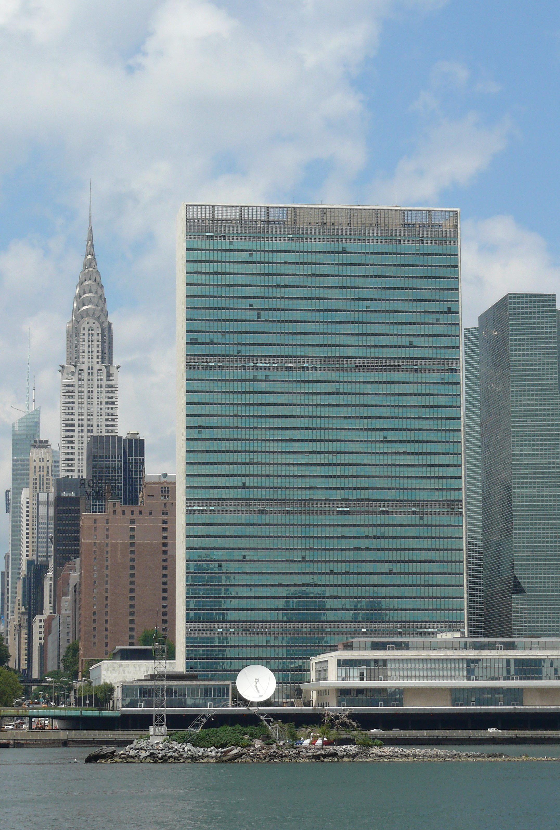 Un Building New York
