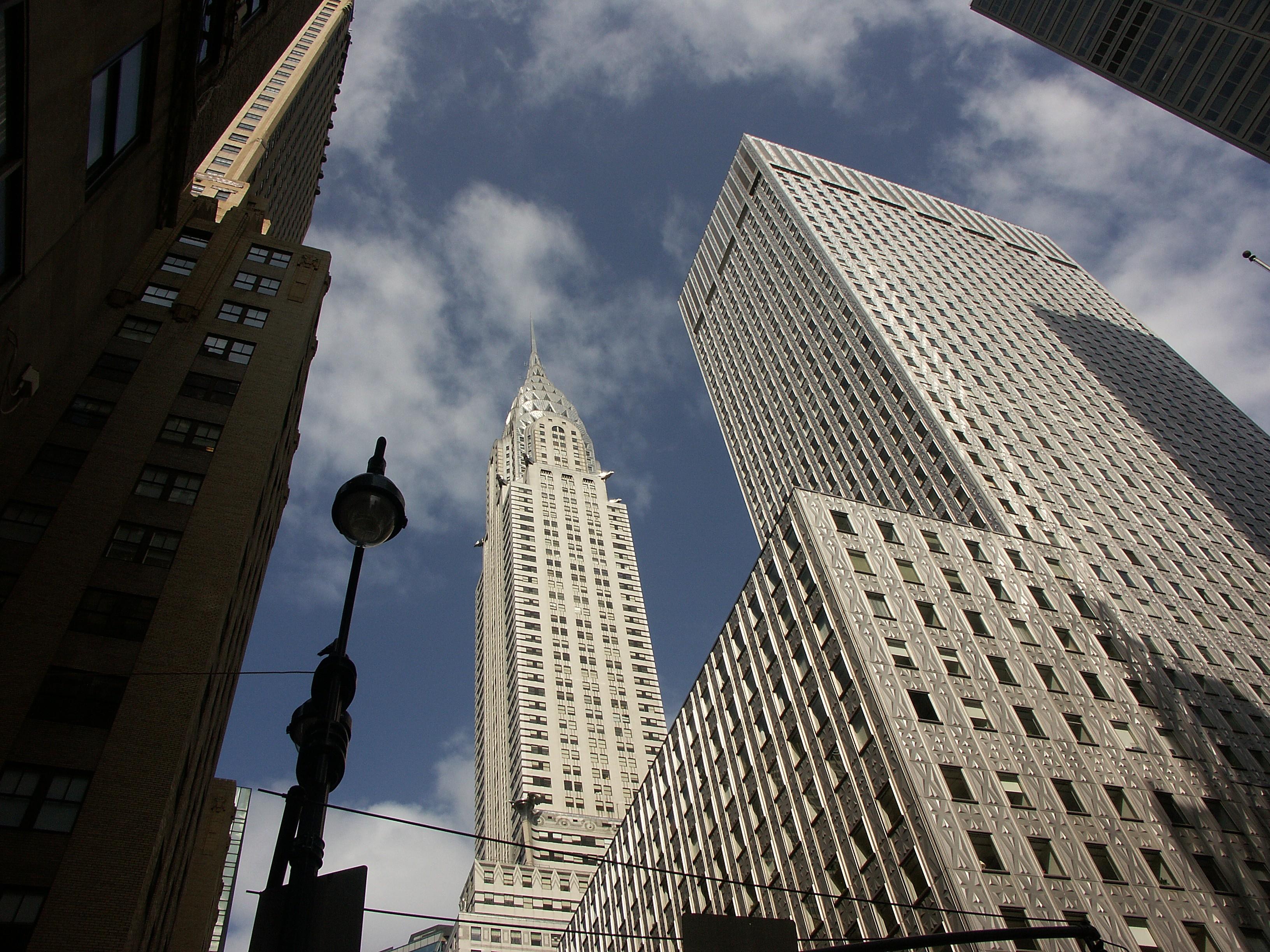 File:Chrysler Building From Street 2.jpg