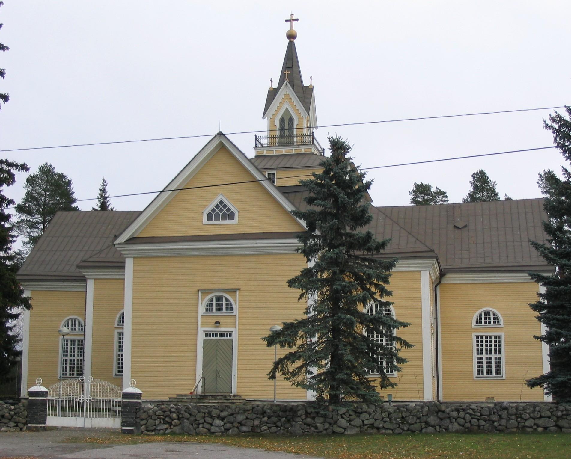 Enon kirkko