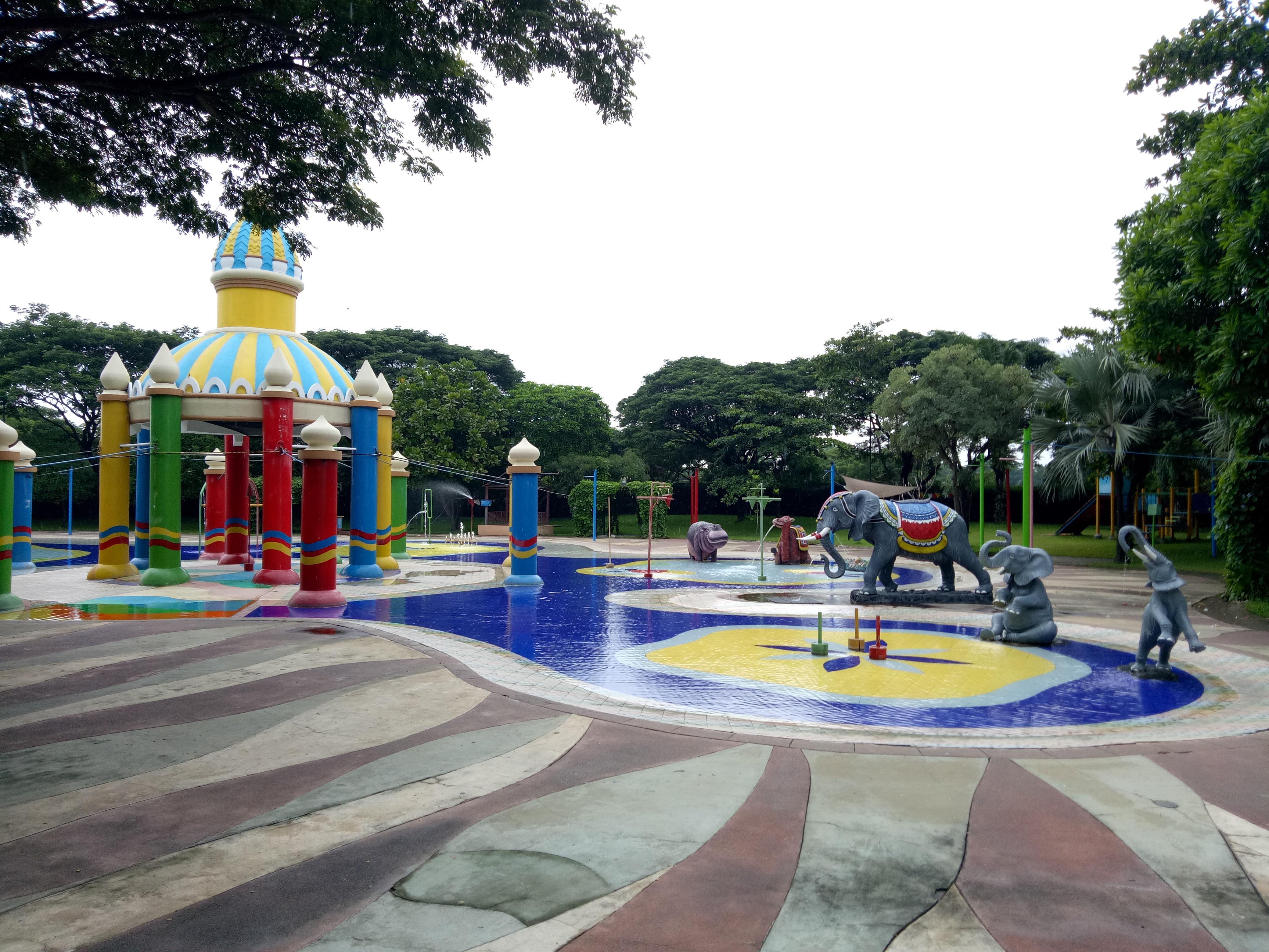 Ciputra Waterpark in Surabaya