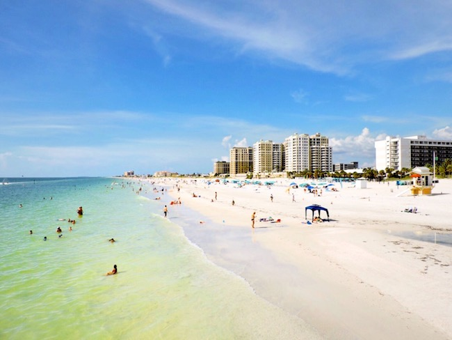File Clearwater Beach Florida Picture Jpg