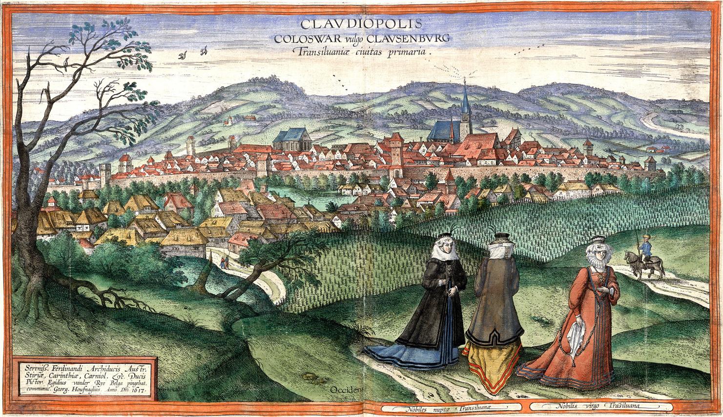 File:Cluj by Joris Hoefnagel, 1617.jpg