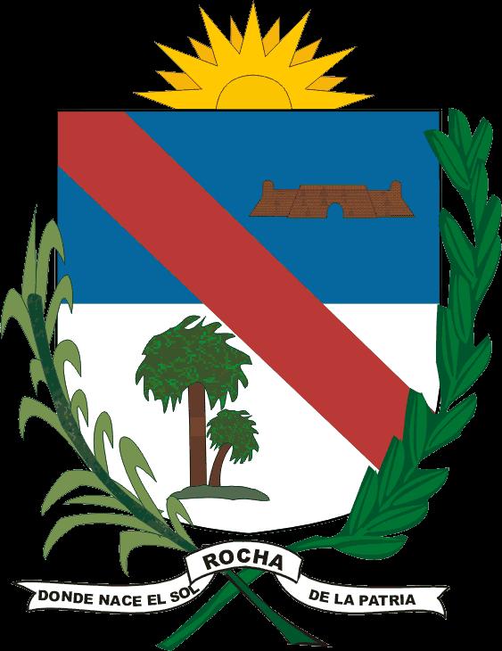 Bandera De Rocha Uruguay