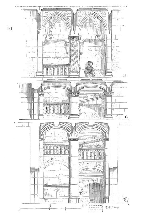 File wikimedia commons - Dimensions escalier quart tournant ...