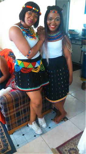 Zulu Women Traditional Wear Www Pixshark Com Images