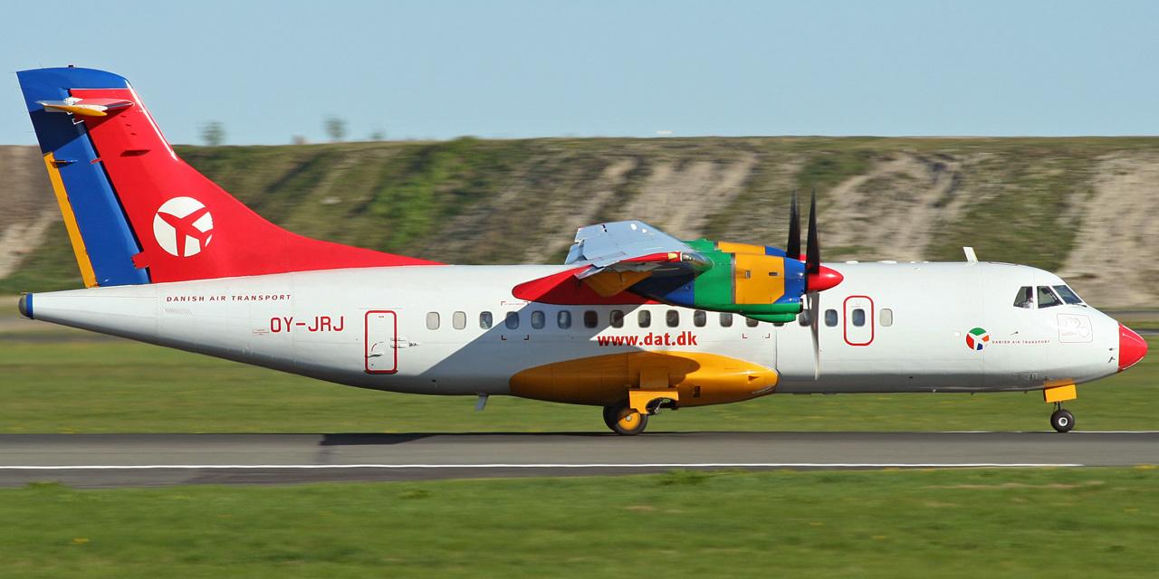 Авиакомпания Дэниш Эйр Транспорт (Danish Air Transport). Официальный сайт.2