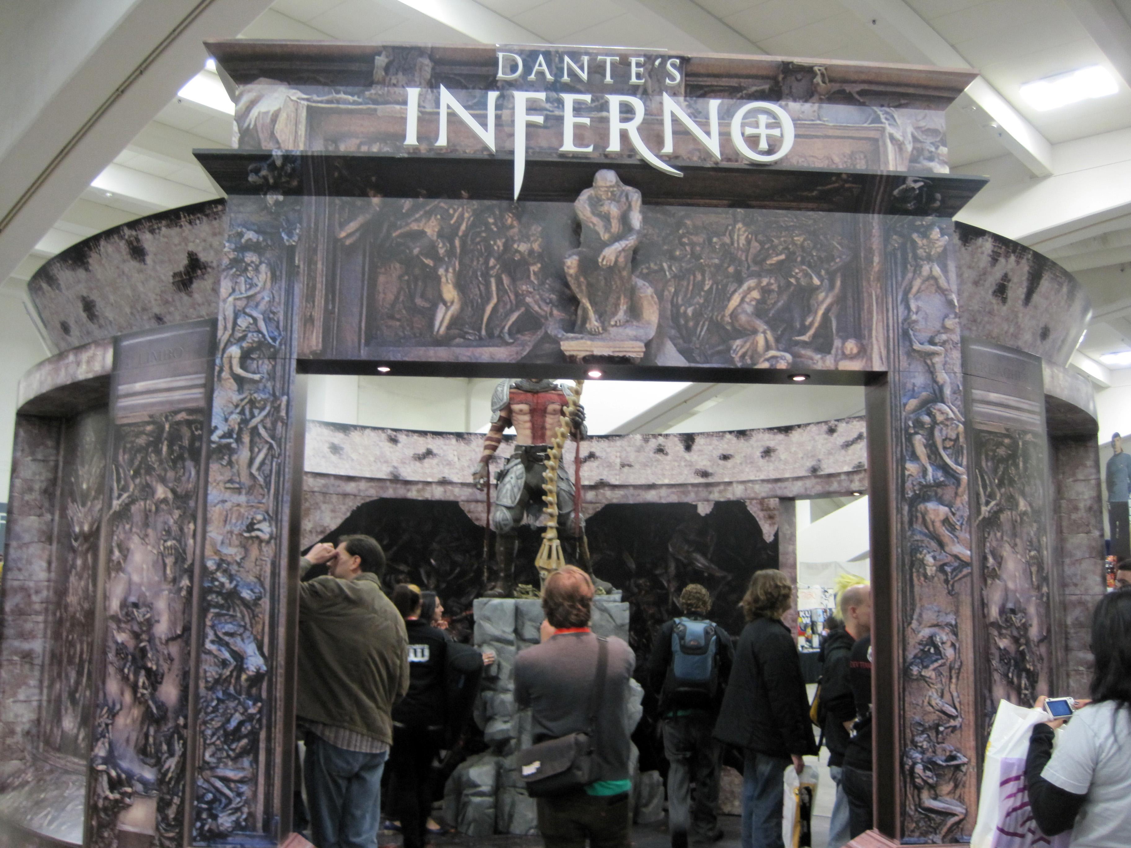 Dantes Inferno Wikipedia La Enciclopedia Libre