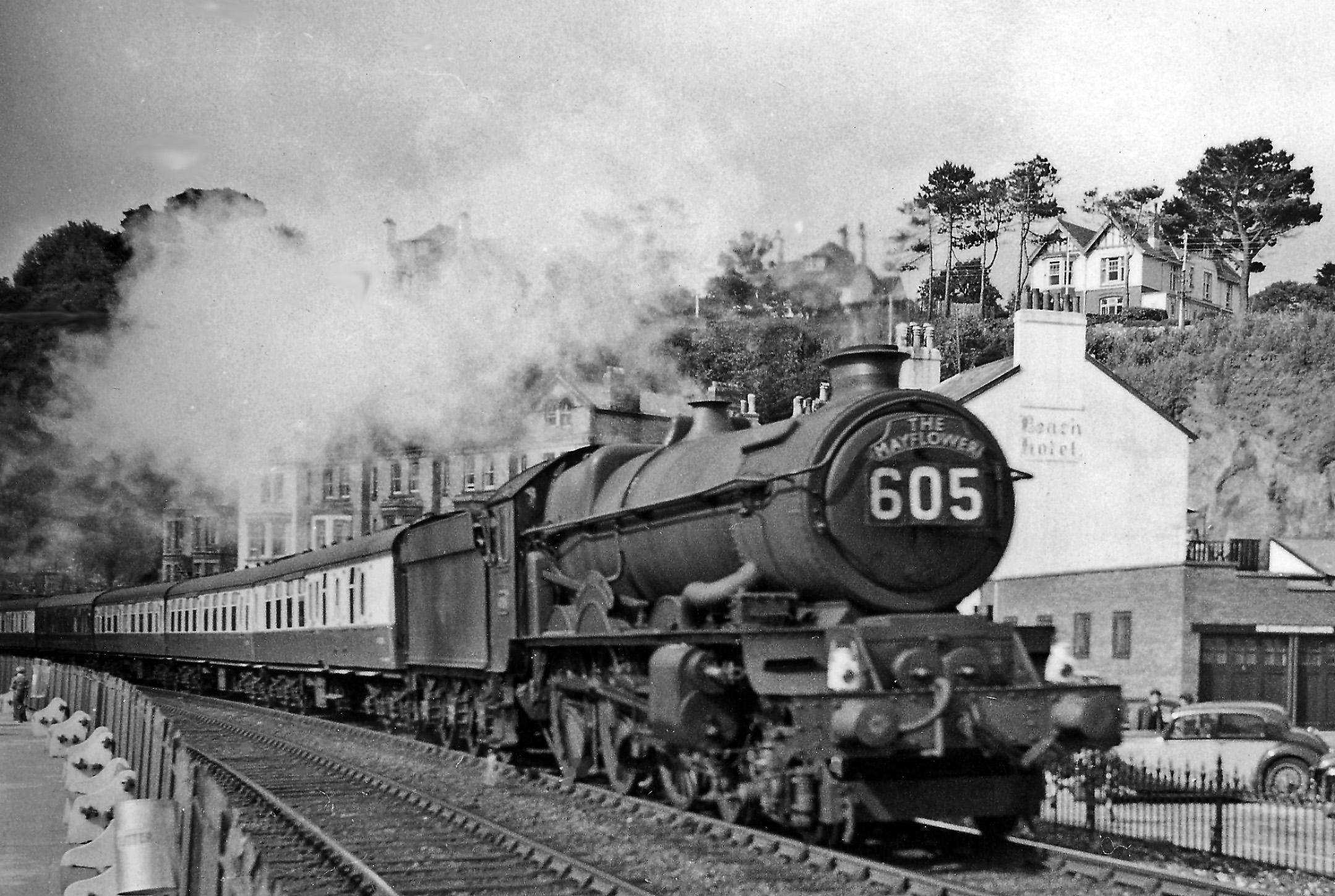 GWR 6000 Class - Wikipedia