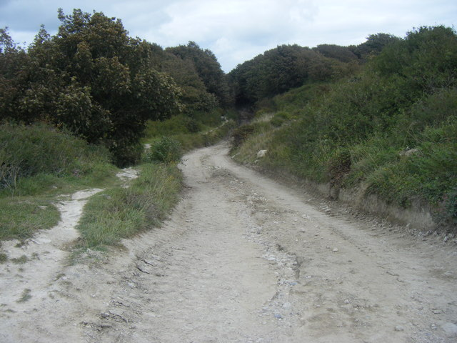 Dismantled Railway, South of Easton - geograph.org.uk - 1474939