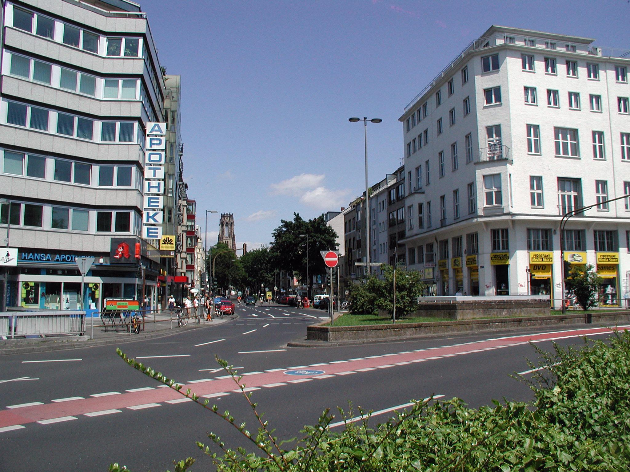 Buchhandlung Neusser Straße