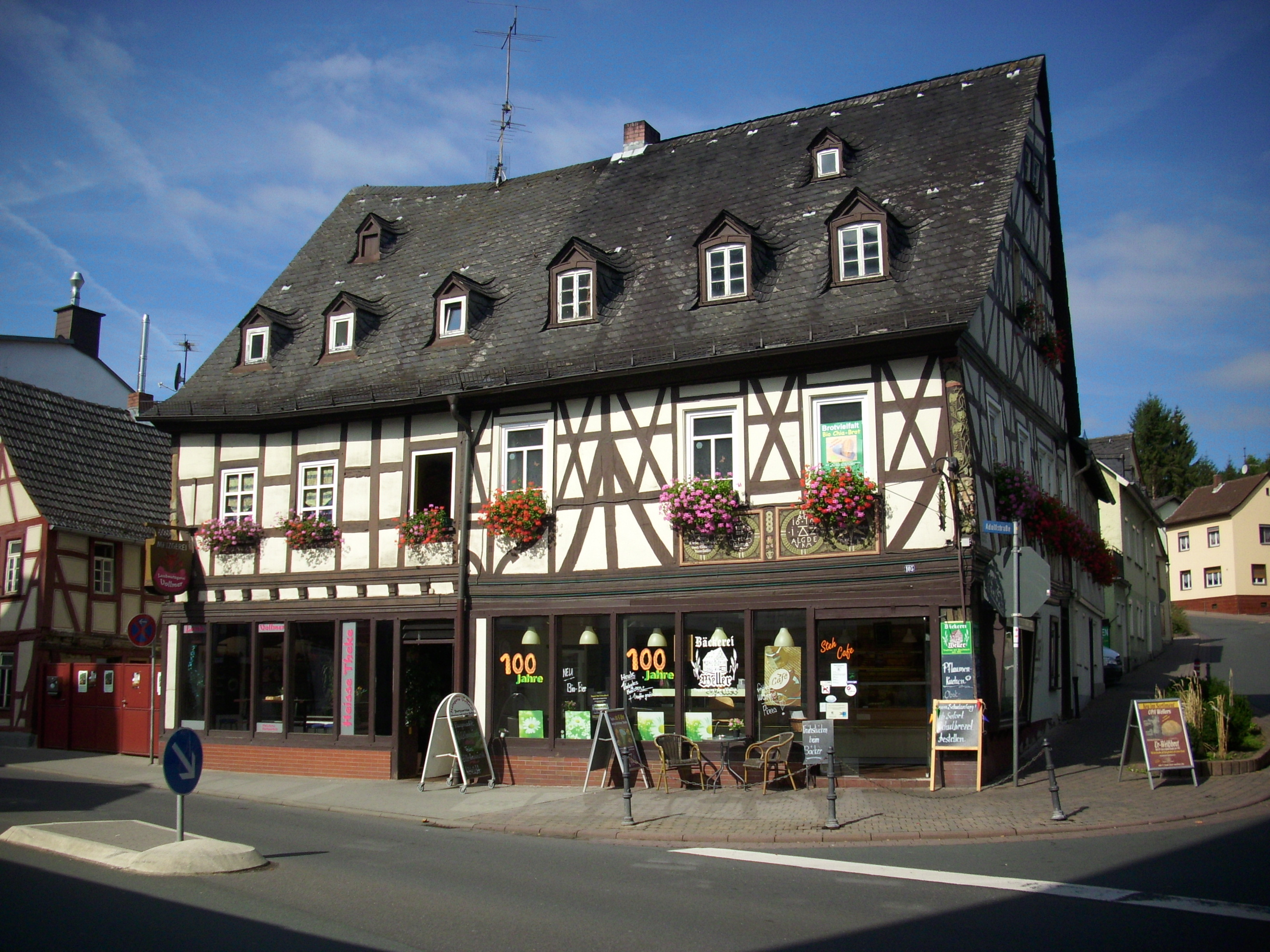Datei Ehemaliges Rathaus Bad Schwalbach Jpg Wikipedia