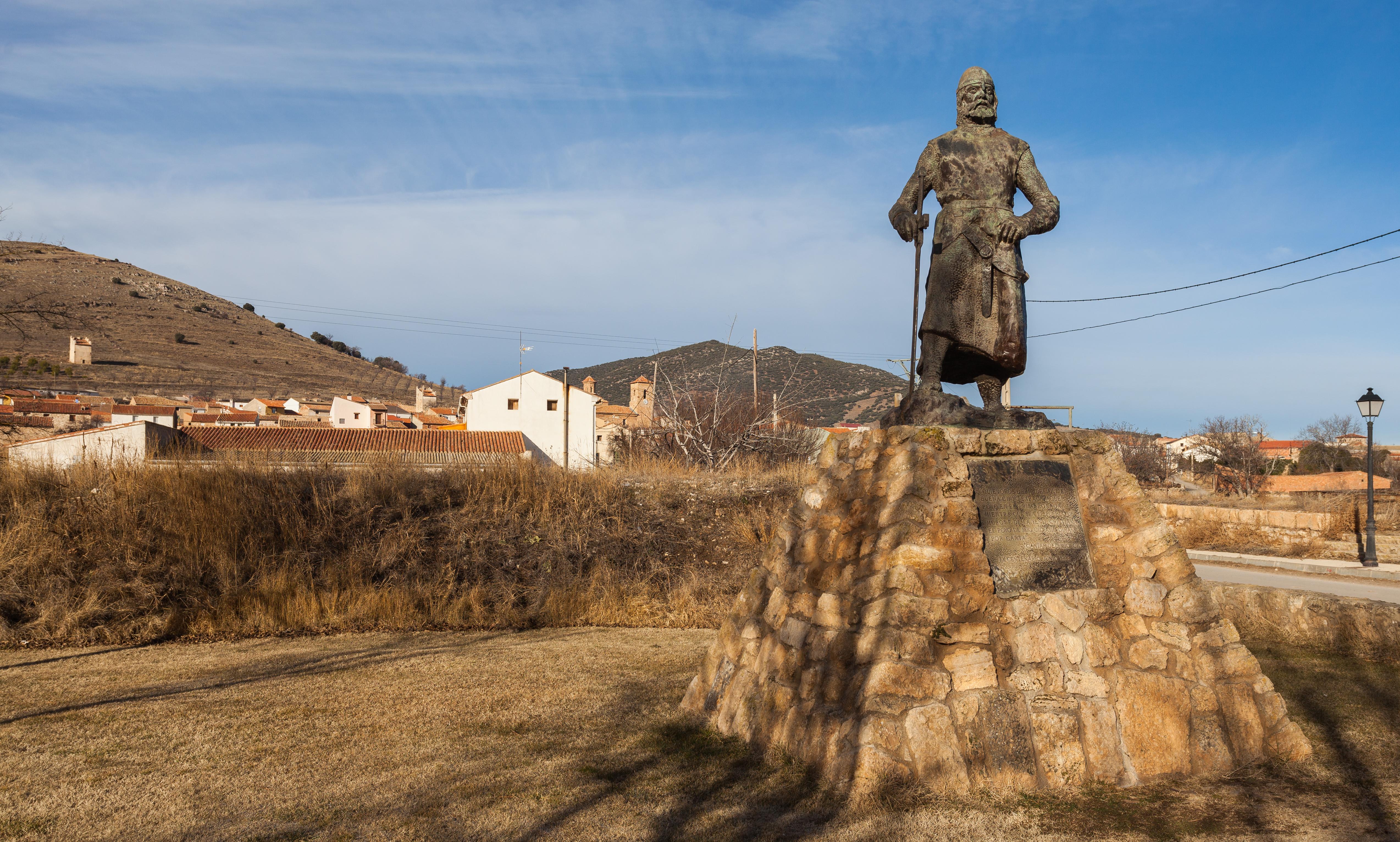 Poyo Spain  city photos gallery : Description El Poyo del Cid, Teruel, España, 2014 01 08, DD 11