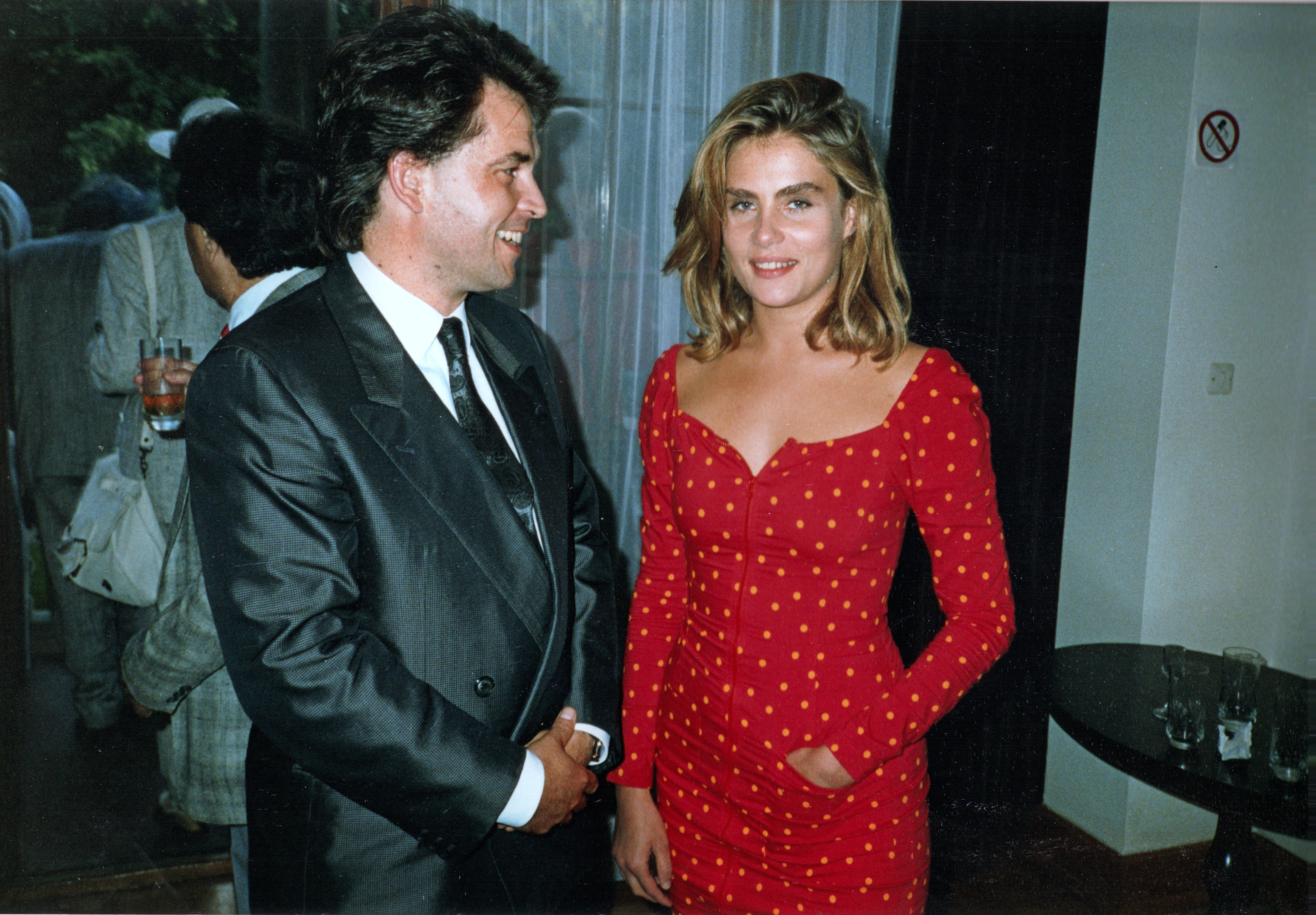 Emmanuelle Seigner Nude Photos 92