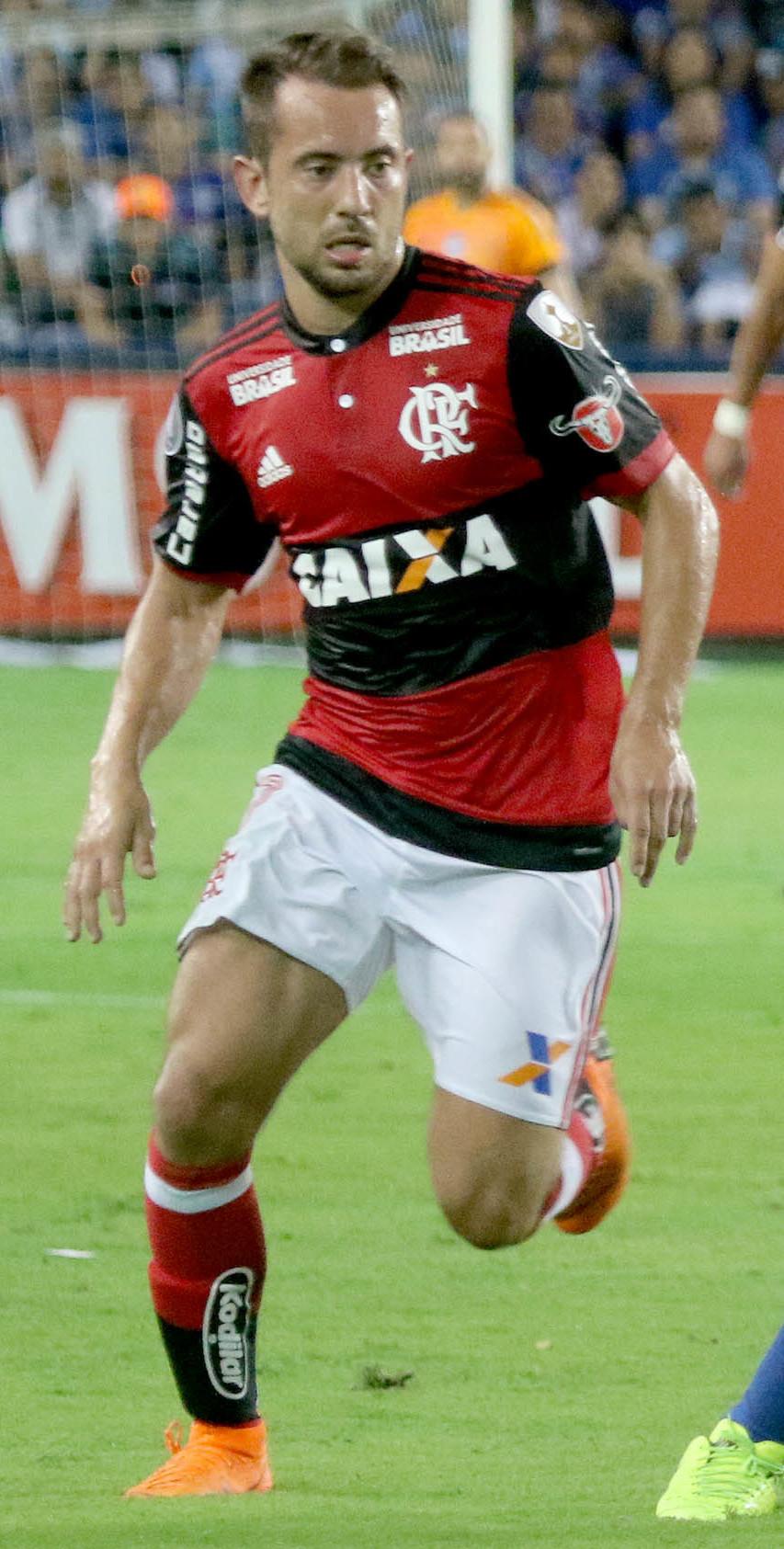 Бразильский защитник фламенго эвертон сильва