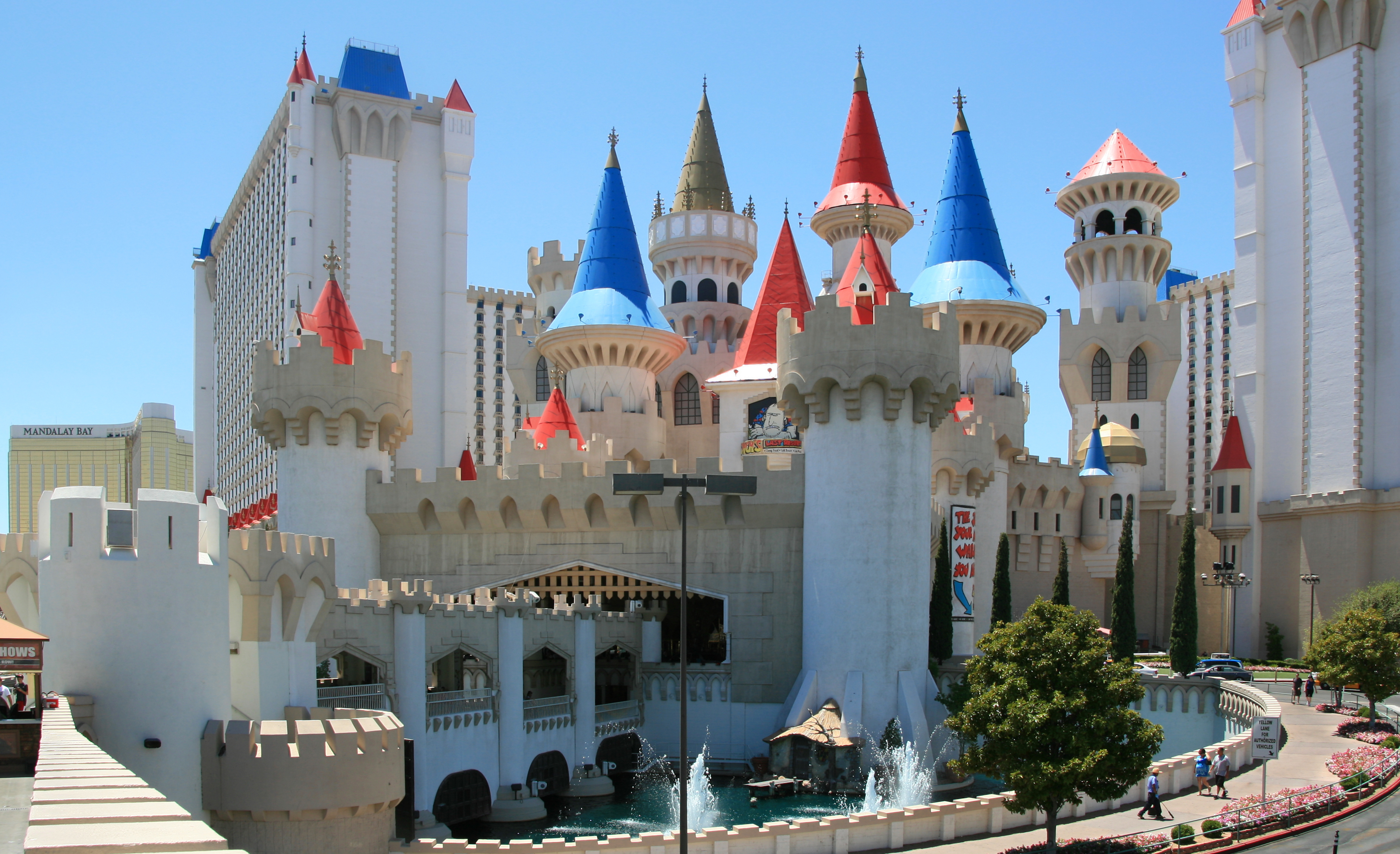 Excalibur casino wiki stakis casino leeds