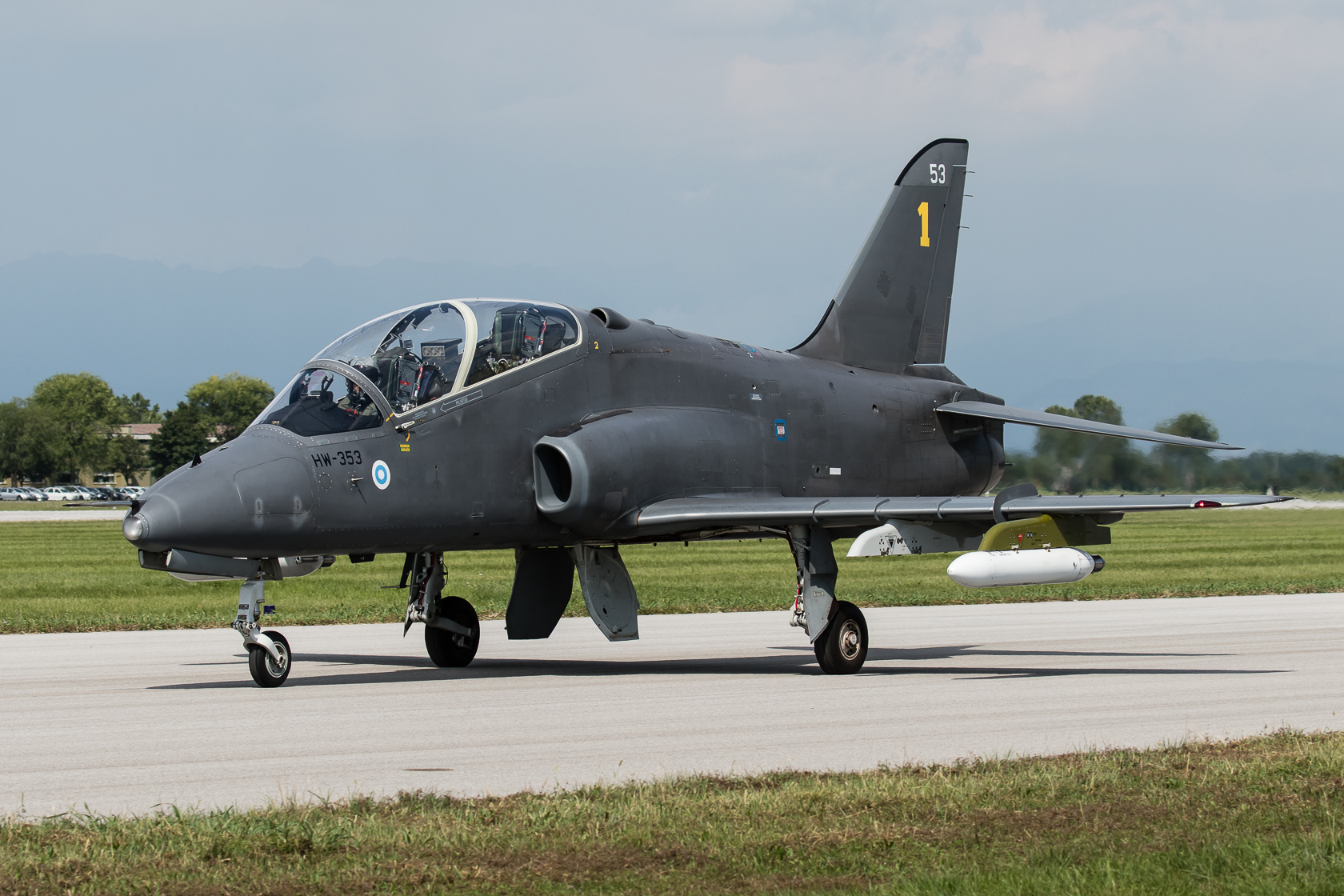 finland - air force british aerospace hawk 51a hw-353 - 1 (cn 312405) (22064831846).jpg