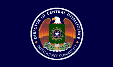 Flag of the Director of Central Intelligence Flag of the U.S. Director of Central Intelligence.png