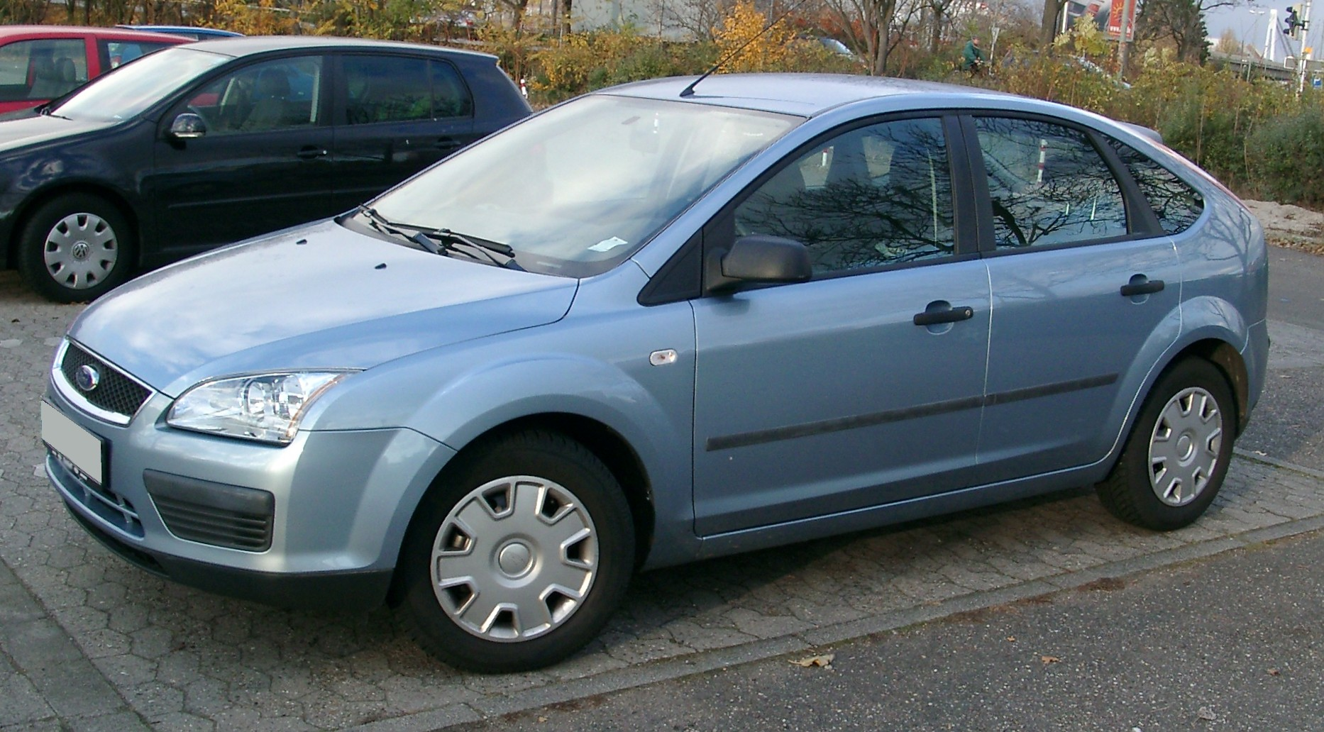 file ford focus 2 front wikimedia commons