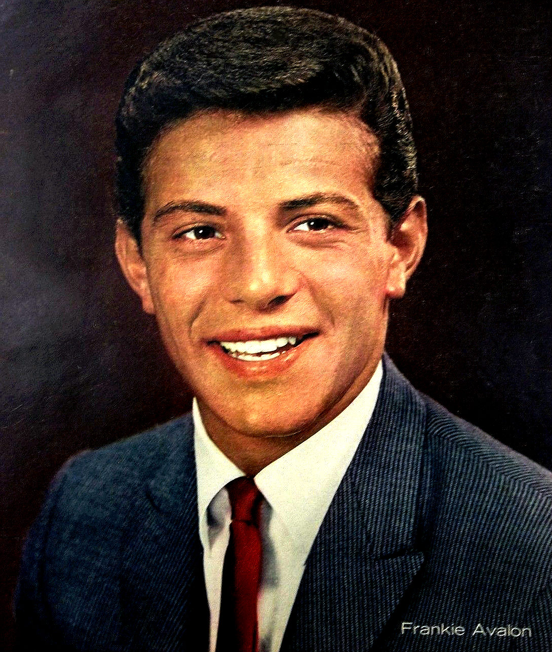 Frankie Avalon Pics inside file:frankie avalon 1962 - wikimedia commons