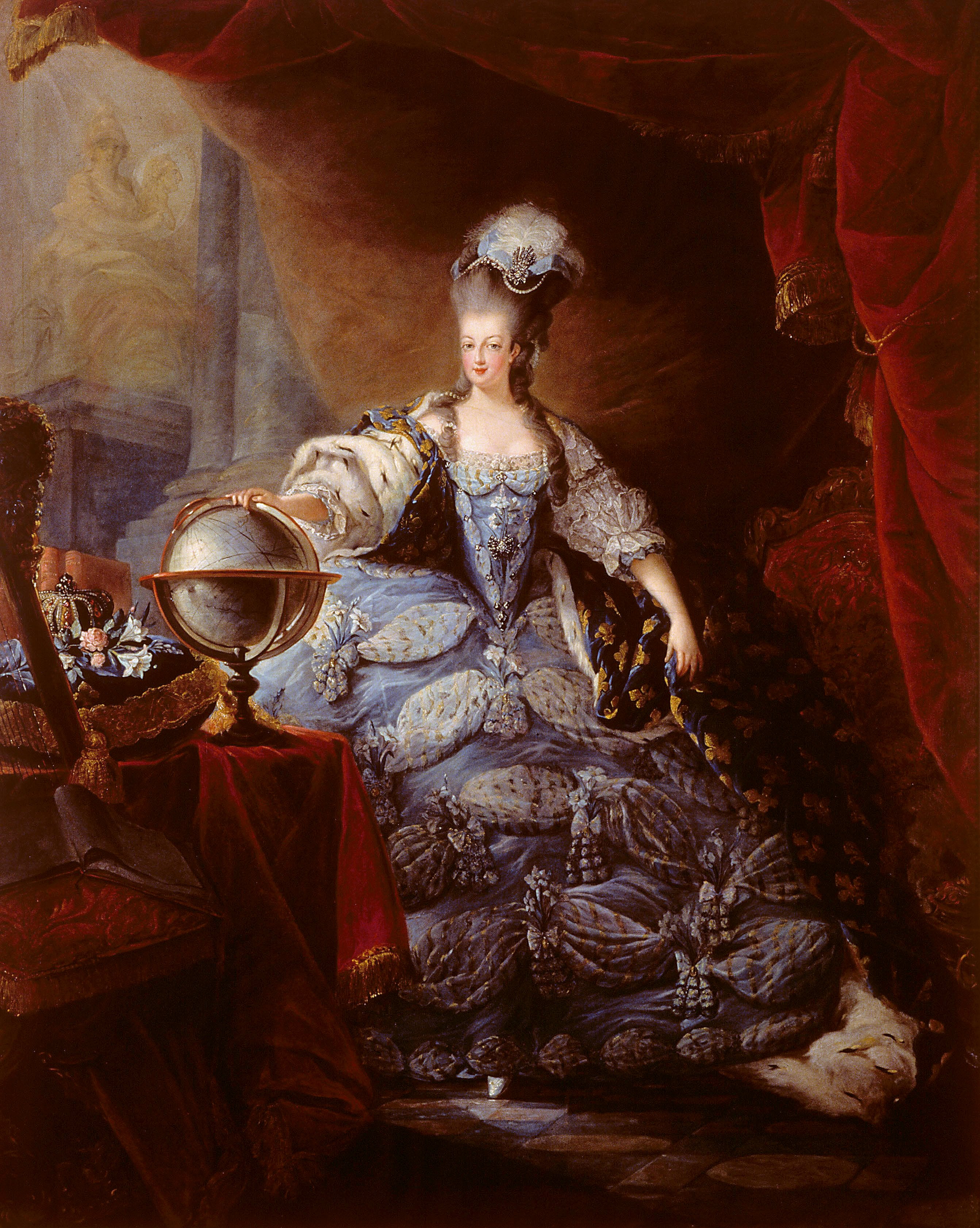 an overview of the life of marie antoinette the queen of france Fraser's biography of marie antoinette gives a thoroughly detailed overview of  the queen's life and  antoinette/marie-antoinette/queen-of-france-1755-1793-1.