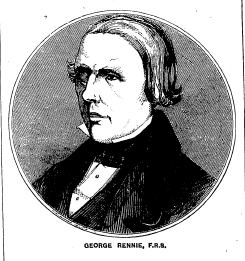 George Rennie (engineer) British engineer