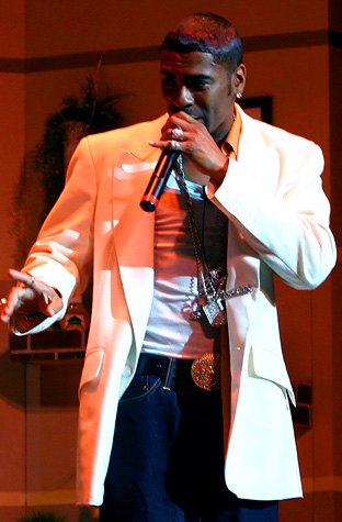 photograph of Ginuwine